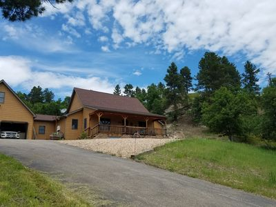 Photo for OFF THE LOOP is a charming rural home in the heart of the northern Black Hills