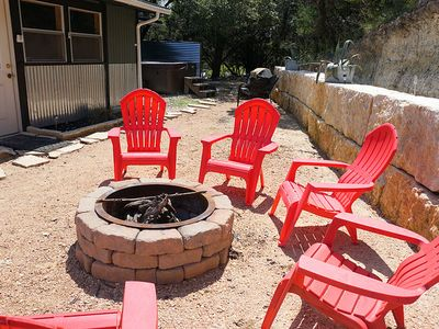 Photo for Close to town - Amazing Views - Pet Friendly house in Wimberley!