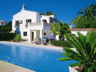Photo for 3 bedroom Villa, sleeps 6 in Foyes Blanques with Pool, Air Con and WiFi