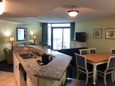 Photo for *L@@K*... THIS UNIT HAS THE LARGEST OPEN FLOOR PLAN OF ANY UNIT IN THE RESORT