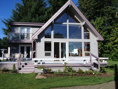 Photo for Comfy Hood Canal Home - Beautifully Updated for Your Down to Earth Luxury