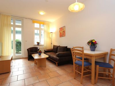 Photo for Apartment 2, ground floor, 2 bed rooms, Zinnowitz - Haus Rubert 4-star apartments, near the beach