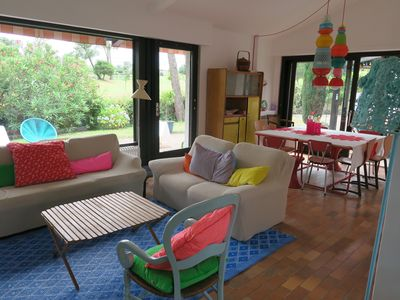 Photo for 4BR Villa Vacation Rental in Anglet, Nouvelle-Aquitaine