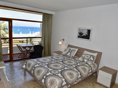 Photo for Studio BAER No. 239 / Santa Clara directly on the sea and outdoor pool