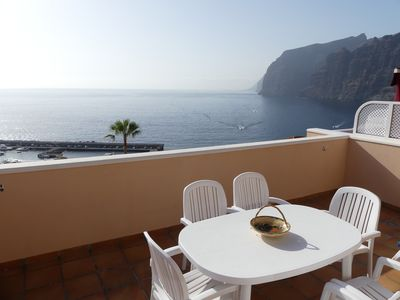 Photo for APARTMENT WITH SEA VIEWS AND FANTASTIC SUNSHINE