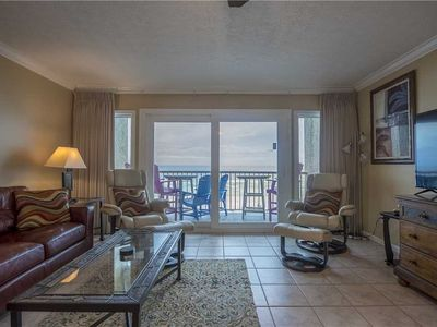Photo for 211- FANTASTIC VIEWS, relax, and watch the waves! Destin Seafarer