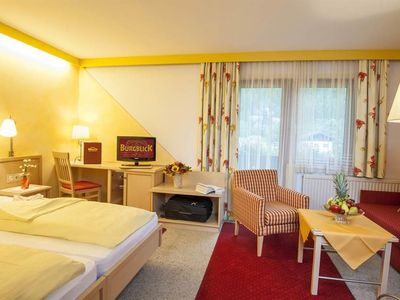 Photo for Double room Superior + - Castle view, Hotel-Restaurant