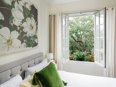 Photo for Stay with Lucky Savannah: Bright and Airy with Steeple Views and King Beds!