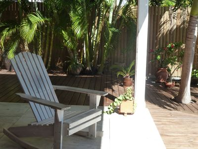 Photo for Beautiful villa 800 meters from the lagoon of Sainte Anne