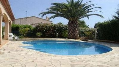 Photo for SPACIOUS VILLA, AIR CONDITIONING, SWIMMING POOL, GARDEN LANDSCAPE, CLOSE SEA