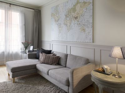 Photo for Beautiful 3 bedroom apartment in Gracia