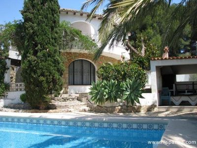 Photo for Costa Blanca villa for 4 people near the beach, air-conditioned
