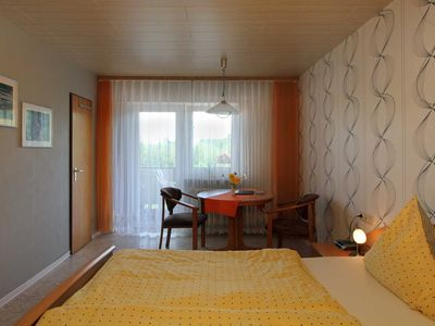 Photo for Double room yellow - Winery Baumer
