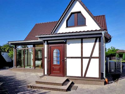 Photo for Cottage with fireplace and conservatory - cottage