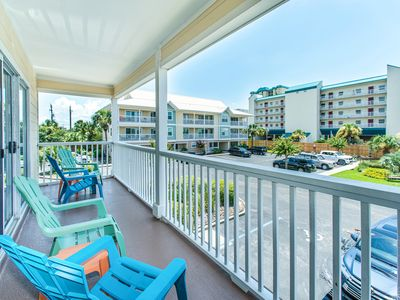 Photo for ☀️3BR St Martin Beachwalk Villas 423☀️SNOWBIRD SPECIAL Feb $1300/mo! Updated!