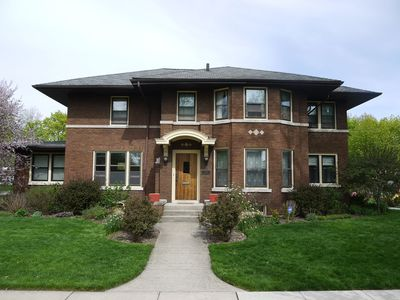 Photo for Large, Gorgeous Brick Home Four Blocks from Notre Dame