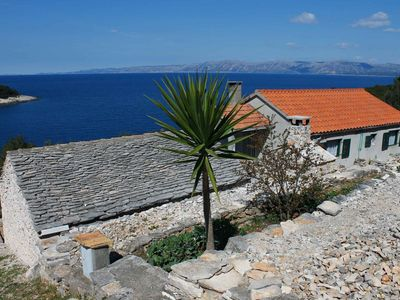 Photo for Holiday house Vela Luka for 3 - 4 persons with 2 bedrooms - Holiday house