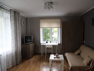 Photo for Cozy apartment near the metro station.