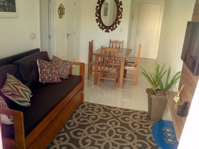 Photo for Apartment rental in prime location of Cabo Frio