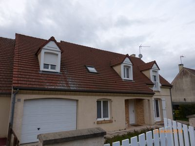 Photo for Detached house 5 bedrooms - 3 bathrooms - 30min from Paris
