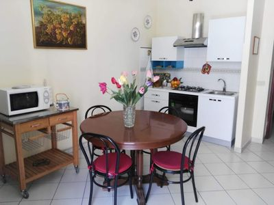 Photo for PalermoCentre - Elegant two-room apartment in the center of Palermo (apt. N. 11)