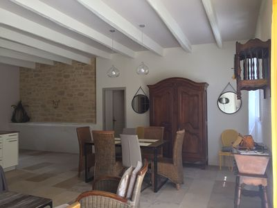 Photo for Cottage in Mas in Petite Camargue