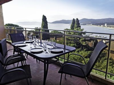 Photo for Apartment Le Panoramic in Le Lavandou - 6 persons, 3 bedrooms