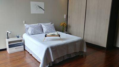 Photo for Gorgeous Private Apartment with FREE Airport/Bus Pick-Up