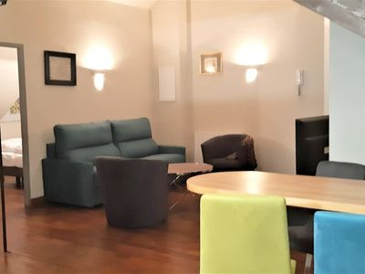 Photo for The Loft HZ Bel and large comfortable apartment for 6 people