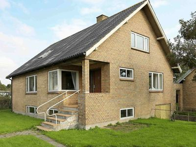 Photo for Delightful Holiday Home in Lokken with Terrace
