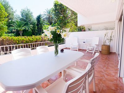 Photo for Apartment Jardines Del Mar 01 in Marbella - 4 persons, 2 bedrooms