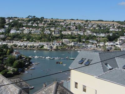 Photo for House with Stunning Estuary Views in Noss and Newton. Coastal walks, Great Pubs