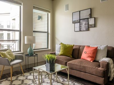 Photo for Luxury 2BR Apt in Downtown