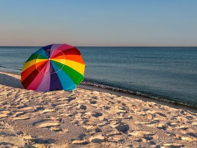 Photo for Rainbows Edge *Pool view condo & RIGHT ON THE BEACH!*