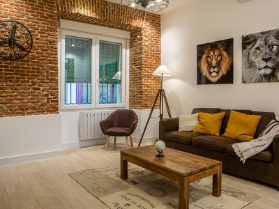 Photo for Lovely & Cosy 1bed - 5min to tube Heart of Madrid
