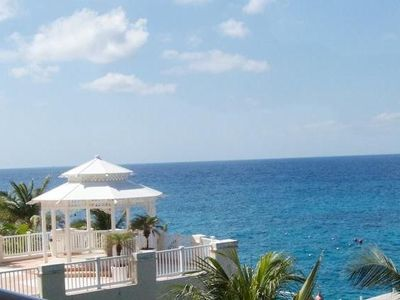 Photo for 5-star Caribbean Villa, Right on the Ocean - Beautiful Views