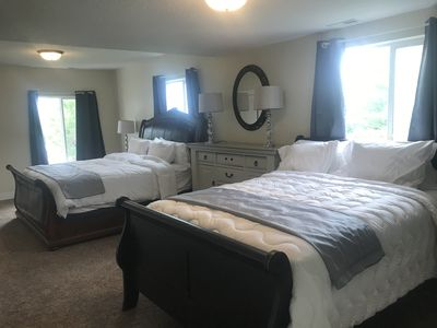 Photo for Giant Guest Suite in Salem Utah