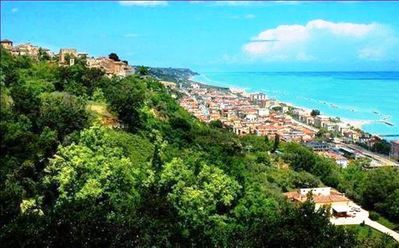 welcome to Abruzzo  the  unique land on the world with sea and mountains