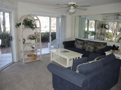 Photo for Family Friendly 2 bedroom, 2 bath, with great resort amenities(1401M)