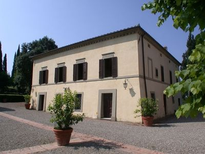 Photo for Villa to rent in Asciano - Siena - Rent this villa