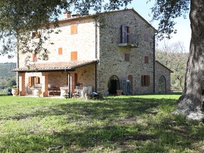 Photo for CountryHouse in the hearth of tuscan maremm. Enjoy relax & privacy in the nature