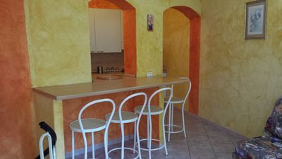 Photo for Sardinia castelsardo apartment a few steps from the beaches of Lu Bagnu