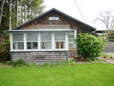 Photo for Cute and Cozy home, on beautiful Seconsett Island