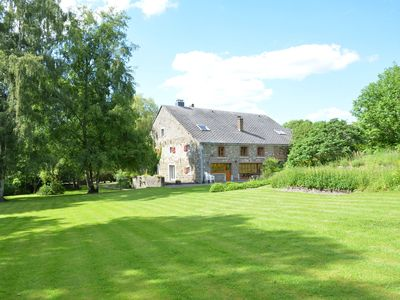 Photo for Large house with large garden in small village very quiet and authentic