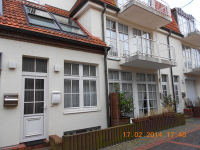 Photo for Apartment with 48m² in a central location, max. 4 people