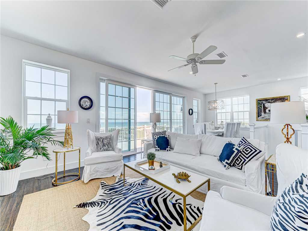 Anastasia Beach House, 5 Bedrooms, Ocean Front, Private Pool, Wi-Fi, Sleeps  12 - Saint Augustine