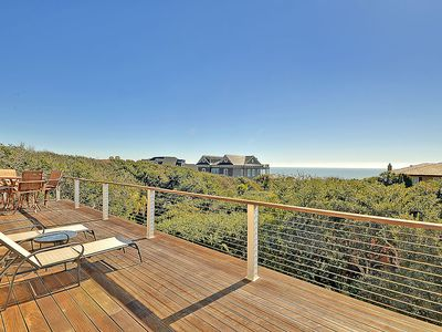 Photo for NEW LISTING! Spectacular oceanview home w/ pool, hot tub and private boardwalk