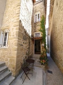 Photo for Village house for 8/9 people near all shopping facilities in Luber, Provence.