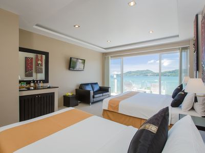 Photo for Superior Triple Room with Sea View