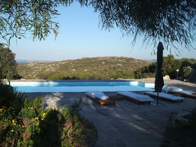 Photo for Exclusive villa with private 12m pool and spectacular views